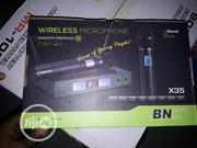 Bnk Wireless Microphone X35 | Audio & Music Equipment for sale in Lagos State, Lekki Phase 1
