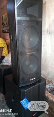 Link Sound Speaker Double | Audio & Music Equipment for sale in Lagos State, Ojo