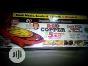 Red Copper 5mins Chef | Kitchen Appliances for sale in Lagos State, Ibeju