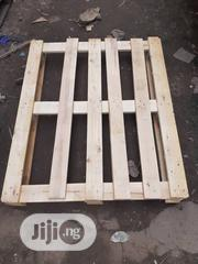 Wood Pallets 120 By 100cm | Building Materials for sale in Lagos State, Agege