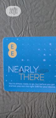 Ee UK International Simcard | Accessories for Mobile Phones & Tablets for sale in Lagos State, Agege