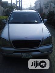 Mercedes-Benz M Class 2003 Silver | Cars for sale in Lagos State, Maryland