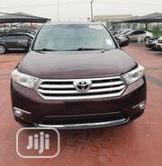 Toyota Highlander 2013 Red   Cars for sale in Lagos State, Lekki Phase 2