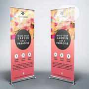Rollup Banners | Other Services for sale in Lagos State, Shomolu