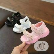 Mesh Bling Sequins Sandal | Children's Shoes for sale in Lagos State, Badagry