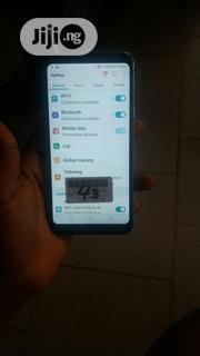 LG Q6 32 GB Gray | Mobile Phones for sale in Lagos State, Ikeja
