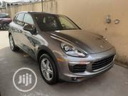 Porsche Cayenne 2016 Gray | Cars for sale in Lagos State