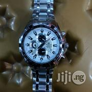 Original Casio Edifice Chronographic Wrist Watch | Watches for sale in Lagos State