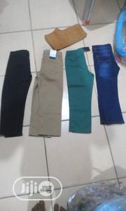 Boys Jeans Chinos | Children's Clothing for sale in Nasarawa State, Karu-Nasarawa