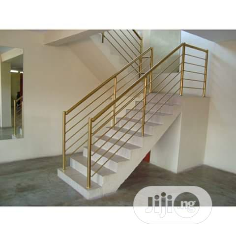 Stainless Railings | Building Materials for sale in Akure, Ondo State, Nigeria