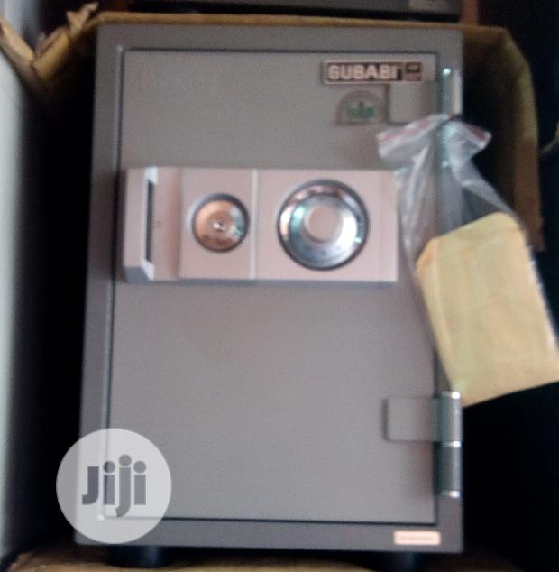Brand New Fire Proof Safe With Security Numbers And Key's