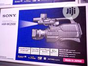 Sony Hdv Video Mc2500 | Photo & Video Cameras for sale in Lagos State, Apapa