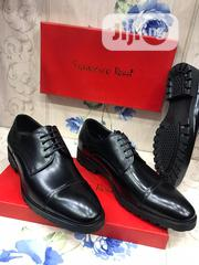 Francesco Rossi Leather Lace Shoe | Shoes for sale in Lagos State, Lagos Island