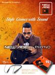 New Age Xphyno Earphone | Headphones for sale in Ikeja, Lagos State, Nigeria