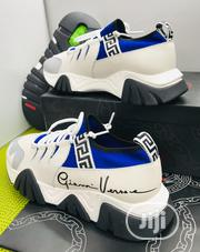 Gianni Versace Squalo Hiker Ss-20 Sneakers | Shoes for sale in Lagos State, Lagos Island