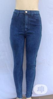 Blue Women's Skinny Jeans - Size 10/12 | Clothing for sale in Abuja (FCT) State, Kubwa