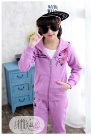 2pcs Hooded Sweat Top and Trouser | Children's Clothing for sale in Lagos State, Ikeja