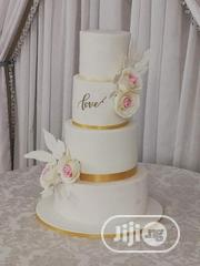 4 Steps Wedding Cake | Wedding Venues & Services for sale in Abuja (FCT) State, Dei-Dei