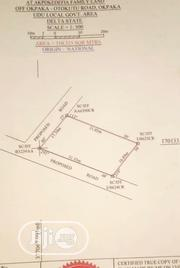 Large Corner Piece Plot of Dry Land, Okpaka, Warri | Land & Plots For Sale for sale in Delta State, Udu
