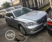 Lexus LS 2010 460 Silver   Cars for sale in Lagos State, Yaba