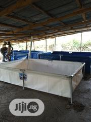 Tapolin Fish Tank 10ft   Farm Machinery & Equipment for sale in Lagos State, Alimosho