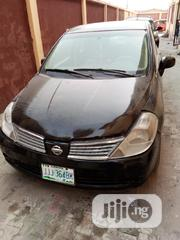 Nissan Tiida 2008 1.6 Black | Cars for sale in Lagos State, Lekki Phase 2
