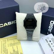 Casio Touch Wristwatch Black | Watches for sale in Lagos State
