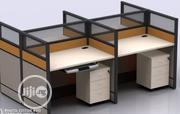 Workstation Office Table Four Seaters With 4 Drawers | Furniture for sale in Lagos State, Ajah