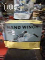 Original Hand Winch For Pulling Depends The Size | Hand Tools for sale in Lagos State, Magodo