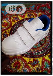 Wholesale and Retail: Quality Airforce White Canvas for School   Children's Shoes for sale in Anambra State, Onitsha