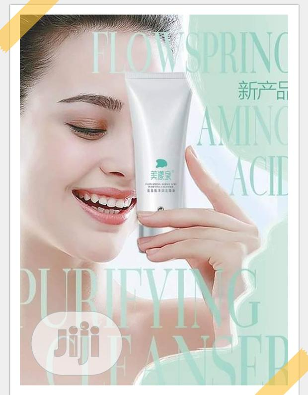 The Best Cleanser For Ur Face Is Flowspring Amino Acid Cleanser