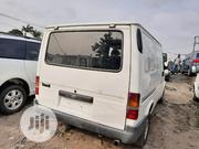 Ford Transit 2001 White Short Frame (Petrol Engine) | Buses & Microbuses for sale in Lagos State, Apapa