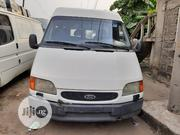 Ford Transit 2001 White (Long Frame Diesel Engine ) | Buses & Microbuses for sale in Lagos State, Apapa
