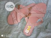 Baby Pink Slippers | Children's Shoes for sale in Lagos State