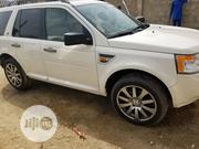 Land Rover Freelander 2008 White | Cars for sale in Lagos State, Ajah
