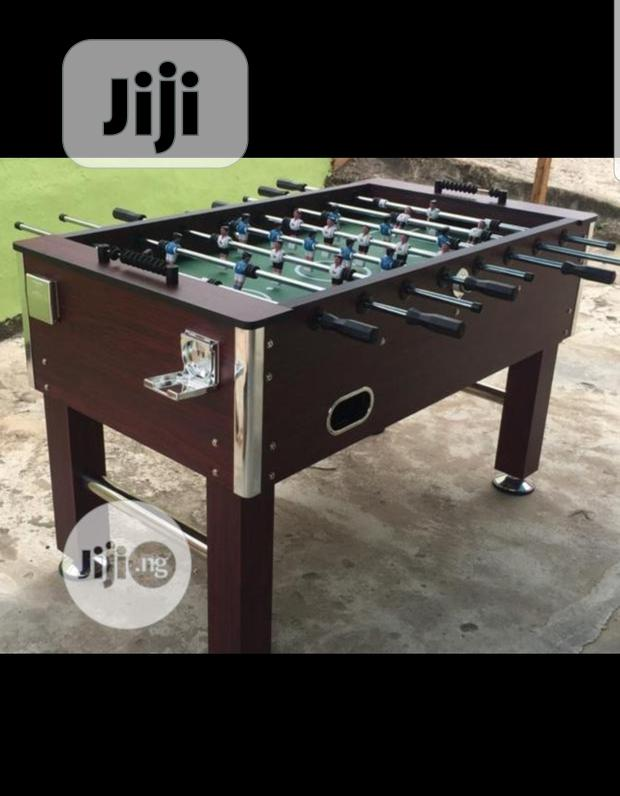 New Quality Soccer Table