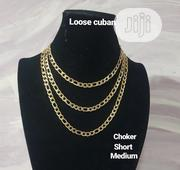 Raw Pure Stainless Steel Cuban Neckchain Available in All Length | Jewelry for sale in Lagos State, Lagos Island