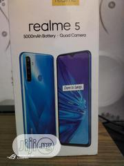 New Realme 5 128 GB Blue | Mobile Phones for sale in Lagos State, Ikeja