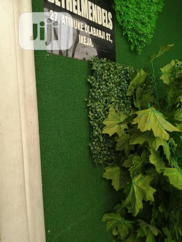 Artificial Grass For Your Wall Decorations