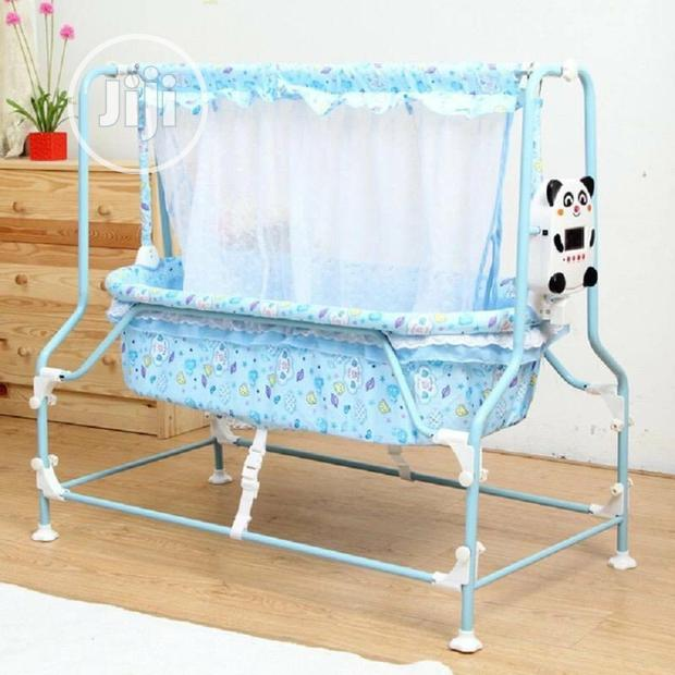 Baby Bed With Swing
