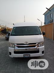 Toyota Haice Bus White | Buses & Microbuses for sale in Lagos State, Lekki Phase 1