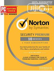 Norton Security 10 Users   Software for sale in Lagos State, Ikeja