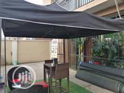 6/6 Black Gazebo Tent For Your Gardens And Outdoor Events | Garden for sale in Lagos State, Ikeja