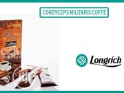 Longrich Cordyceps Militaris Decaffeinated Coffee | Vitamins & Supplements for sale in Lagos State, Gbagada
