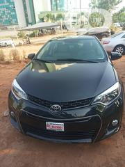 Toyota Corolla 2015 Black | Cars for sale in Abuja (FCT) State, Central Business Dis