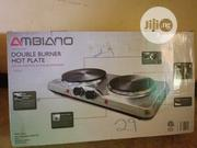 Ambiano 2burner Hotplate | Kitchen Appliances for sale in Ogun State, Abeokuta South