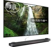 LG Signature 77 W9 Wallpaper Class 4K Smart OLED 77- Inch | TV & DVD Equipment for sale in Lagos State, Ojo