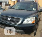 Honda Pilot 2003 EX 4x4 (3.5L 6cyl 5A) Blue | Cars for sale in Oyo State, Ibadan