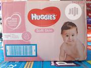 Huggies Soft Skin Wipes (560 Wipes)   Baby & Child Care for sale in Lagos State, Magodo