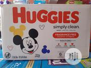 Huggies Simply Clean Wipes (1152 Wipes)   Baby & Child Care for sale in Lagos State, Magodo